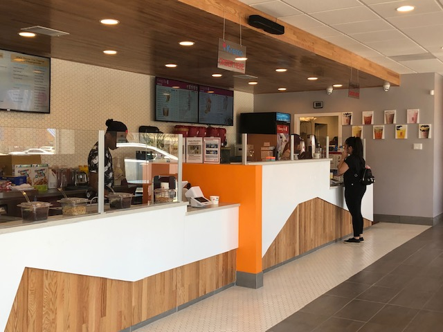 Kremo Ice Cream & Gong Cha Tea Opens in Sandy Springs