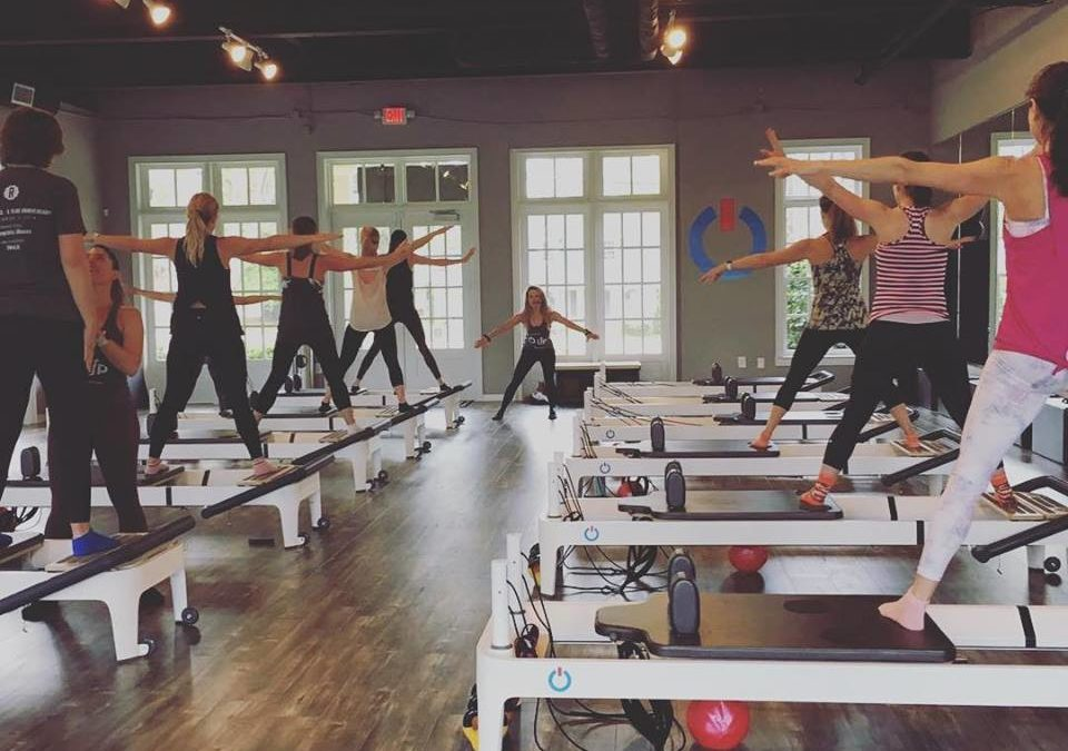 Power Up Pilates Opens at Crabapple Market