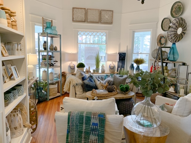 Indigo Home and Design is Open at Crabapple Market