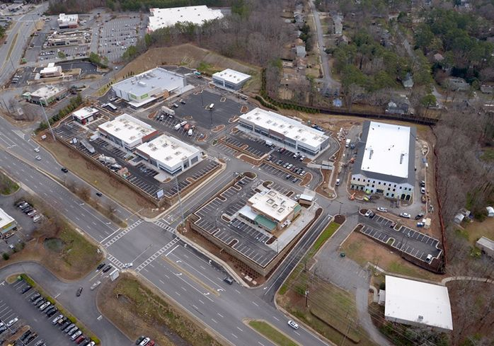 Orkin & Associates Acquires Sandy Plains Marketplace