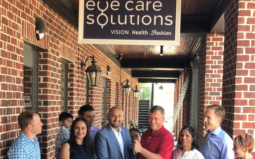 Crabapple Market Welcomes Eye Care Solutions